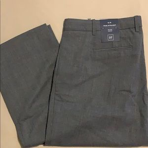 Gap True Straight Work Slacks/ Pants
